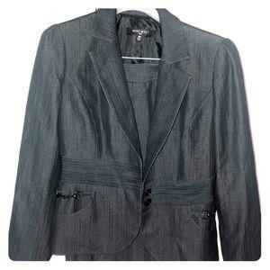 Nine West skirt suit (worn once)